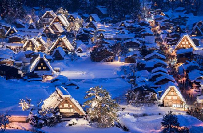 7 địa điểm đón mùa đông sẽ khiến bạn yêu Nhật Bản ngay lập tức - 10