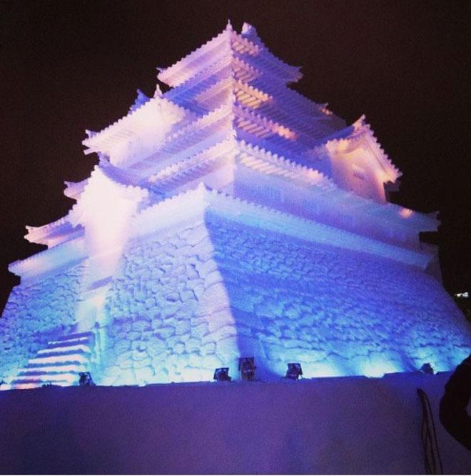 7 địa điểm đón mùa đông sẽ khiến bạn yêu Nhật Bản ngay lập tức - 9