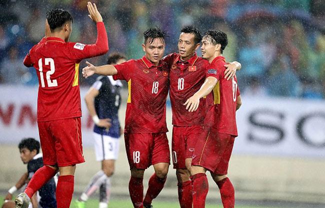 Bảng Xếp Hạng Fifa Thang 12 Việt Nam Số 1 đong Nam A Hơn Thai Lan 18 Bậc