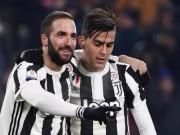 Juventus - Genoa: Song tấu 270 triệu euro tỏa sáng