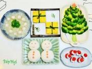 Ẩm thực - Bật mí thực đơn đẹp lung linh đón Giáng sinh, cả nhà ai cũng mê tít