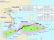 Bão số 15 chưa tan, Biển Đông lại sắp đón bão mới