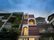 """Tài chính - Bất động sản - Đẹp """"rụng rời"""" căn nhà ống vỏ ngói của chàng kiến trúc sư Sài Gòn"""