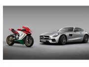 MV Agusta chính thức mua lại cổ phần Mercedes AMG