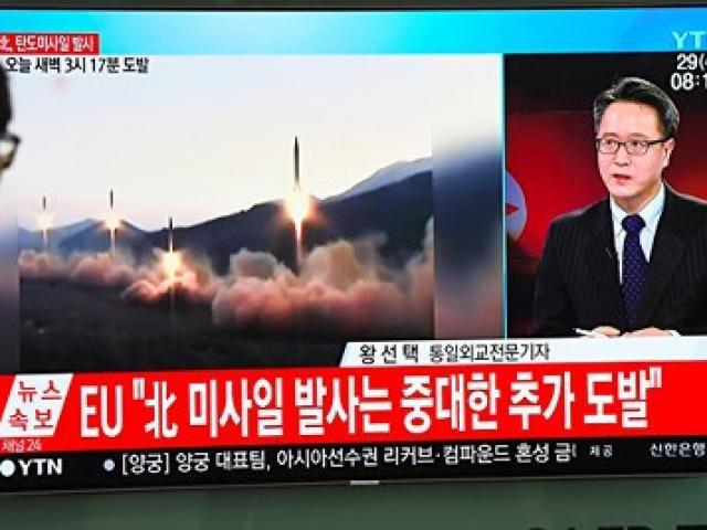 Chuyên gia: Triều Tiên nói không đúng về sức mạnh tên lửa mới nhất - 3