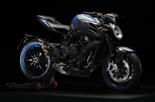 """MV Agusta Brutale 800 RR Pirelli: """"Đứa con tinh thần"""" của MV Agusta và Pirelli - 2"""