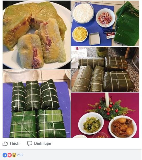 """Những món ăn Giáng sinh đẹp lung linh khiến chị em """"chao đảo"""" nhất tuần - 6"""