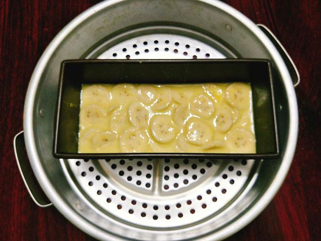 Cách làm bánh chuối hấp dẻo trong, béo ngậy ngon ngất ngây - 7