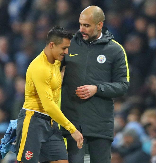 """Man City vô đối: Pep nhận """"doping"""" 160 triệu bảng, Sanchez lương trên trời - 2"""