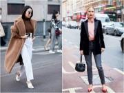 Cách phối đồ nào để mặc đẹp bất chấp mọi kiểu thời tiết?