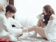 Hương Giang khoe người tình điển trai sau thời gian làm mẹ đơn thân