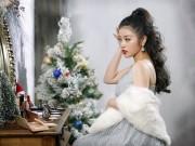 Thu Hằng bị nói bắt chước Ariana Grande trong MV  Thư gửi Santa Claus