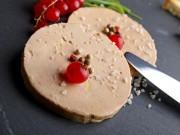 Gan ngỗng, món ăn truyền thống không thể thiếu trên bàn tiệc đêm Noel