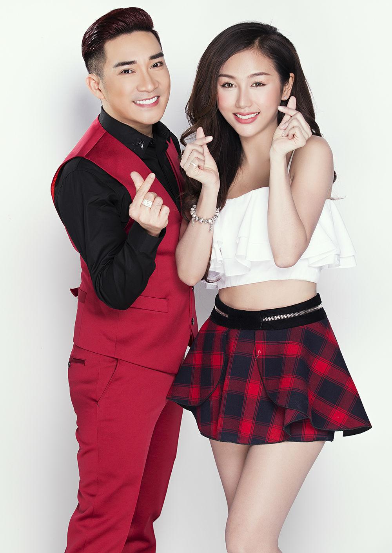 Nữ DJ mặc mát mẻ đón Giáng sinh bên ca sĩ Quang Hà - 5