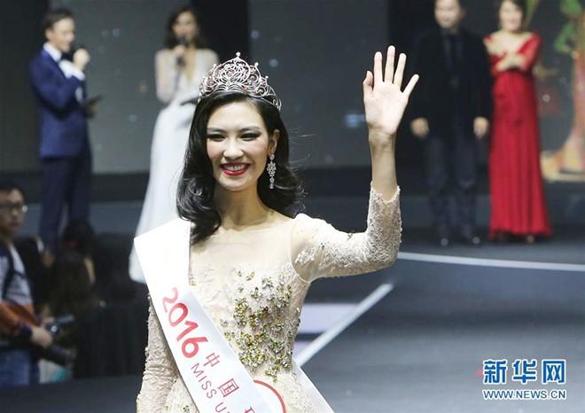 Hết hồn trước nhan sắc các người đẹp, hoa hậu ở Trung Quốc - 7