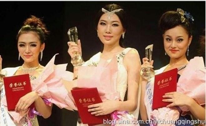 Hết hồn trước nhan sắc các người đẹp, hoa hậu ở Trung Quốc - 8