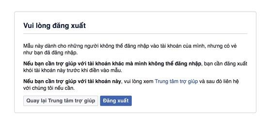 Cách khôi phục tài khoản Facebook - 2