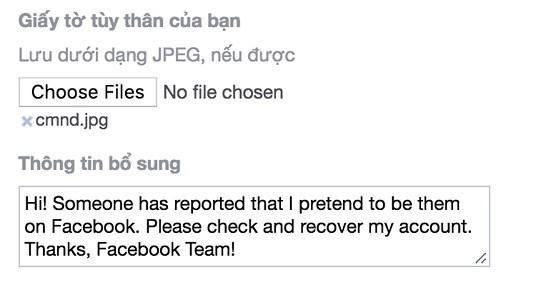 Cách khôi phục tài khoản Facebook - 5
