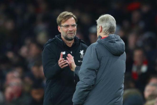"""Arsenal hòa """"điên rồ"""" Liverpool: Wenger lộ thần chú, Klopp hậm hực - 2"""