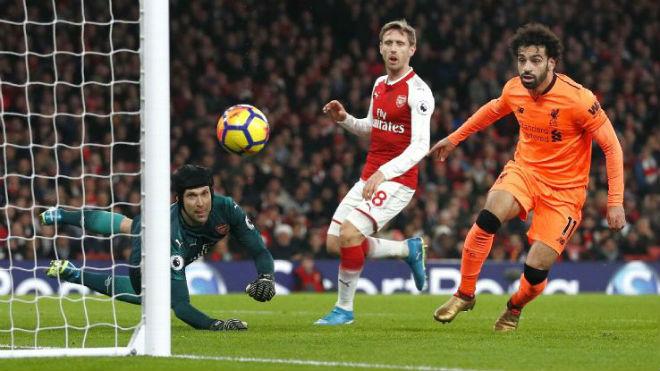 """Arsenal hòa """"điên rồ"""" Liverpool: Wenger lộ thần chú, Klopp hậm hực - 1"""