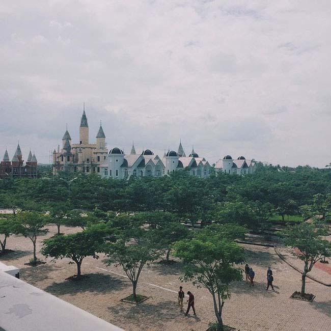 Giới trẻ Việt xôn xao với trường học phù thủy Hogwarts ngay tại Việt Nam - 5