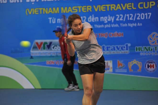 Phạm Minh Tuấn, Tiffany Linh Nguyễn vô địch giải Cây vợt xuất sắc 2017 - 1