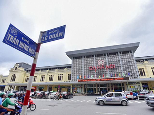 Vì sao 2 Bộ nói Ga Hà Nội 70 tầng gây quá tải? - 1