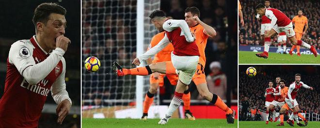 Arsenal - Liverpool: Đại chiến 6 bàn, kịch bản không tưởng - 1