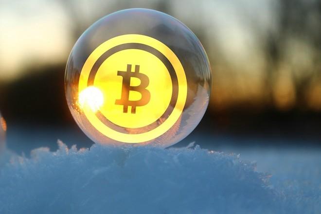 Giảm giá mạnh, có phải bong bóng Bitcoin sắp vỡ? - 1