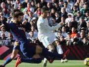 Bóng đá - Real Madrid - Barcelona: Sững sờ hiệp 2, tiệc 3 bàn kèm thẻ đỏ