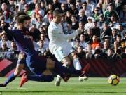 Khốn khổ Ronaldo: Gồng mình gánh đội, Real thua thảm Barca