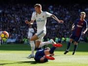 Real Madrid 2 lần đòi phạt đền bất thành, trọng tài có xử ép?