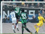 Sassuolo - Inter: Siêu sao hỏng 11m, căng thẳng tột cùng