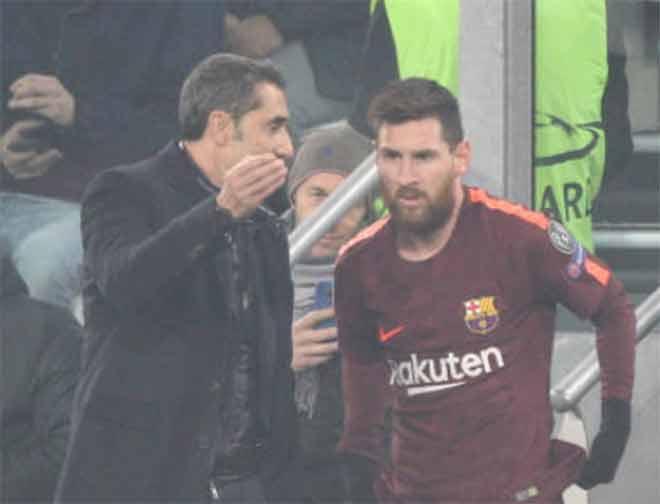 """Messi - HLV Valverde hạ Real: """"Đám cưới"""" hoàn hảo của hai thiên tài - 2"""