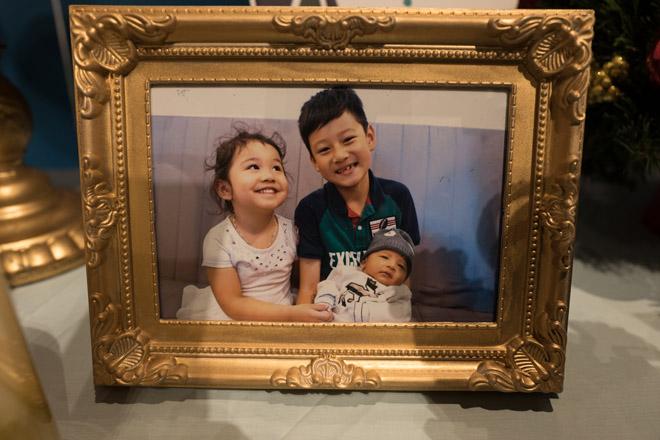 Vợ chồng Jennifer Phạm làm tiệc thôi nôi hoành tráng cho con trai - 4