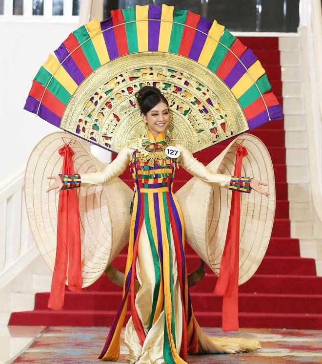 Lý do nữ sinh Đại học Mở gây chú ý lớn ở Hoa hậu Hoàn vũ Việt Nam - 5