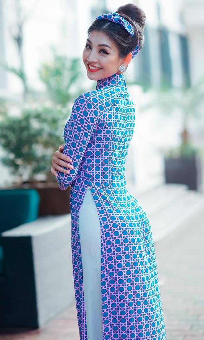 Lý do nữ sinh Đại học Mở gây chú ý lớn ở Hoa hậu Hoàn vũ Việt Nam - 3
