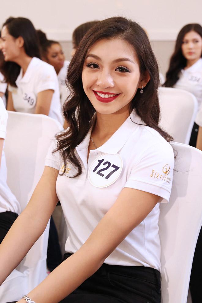 Lý do nữ sinh Đại học Mở gây chú ý lớn ở Hoa hậu Hoàn vũ Việt Nam - 2