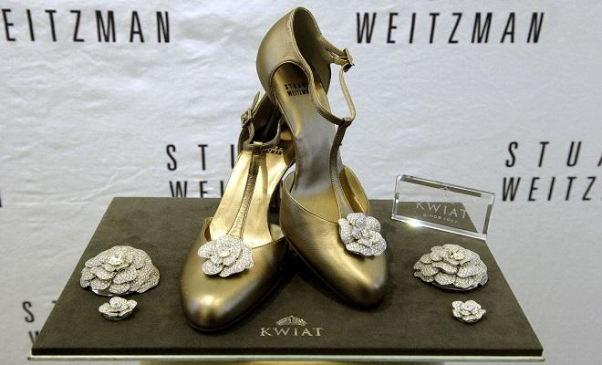 Đôi giày hoa hồng trị giá 22,8 tỷ đồng – niềm khát khao của mọi phụ nữ - 1