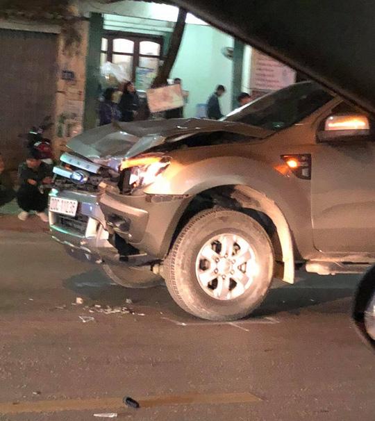4 người bị ô tô tông tử vong khi qua đường - 1