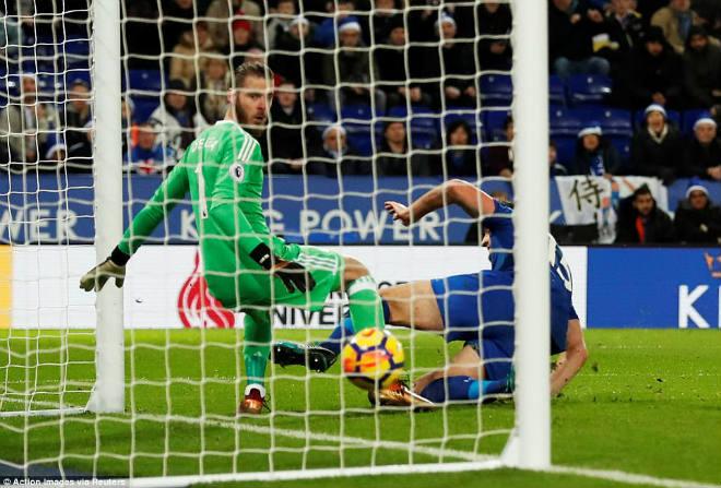"""Góc chiến thuật Leicester – MU: """"Quỷ đỏ"""" nhát gan, Mourinho hết phép - 1"""
