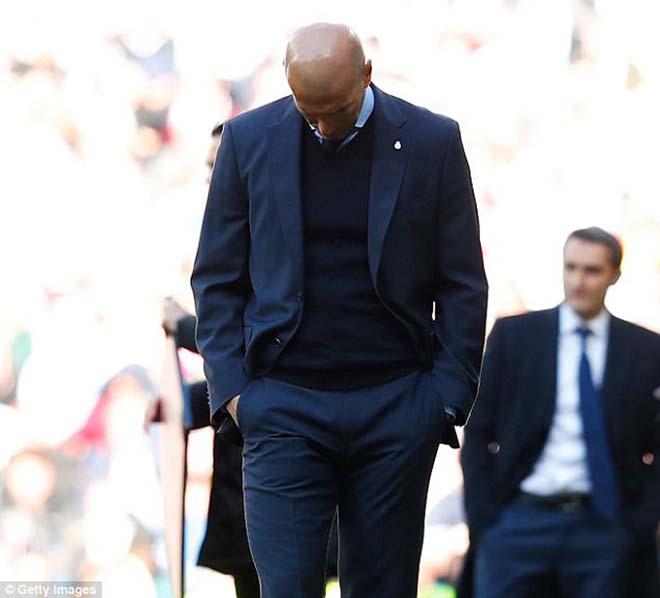 """Zidane """"hết phép"""" ở Real: Ngoại hạng Anh chào đón, đến MU thay Mourinho? - 1"""