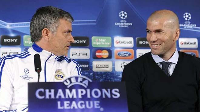 """Zidane """"hết phép"""" ở Real: Ngoại hạng Anh chào đón, đến MU thay Mourinho? - 3"""