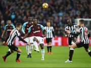 West Ham - Newcastle: Khởi đầu tưng bừng, penalty oan nghiệt