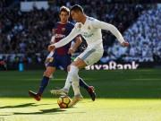 Real đại bại Siêu kinh điển: Ronaldo bị mắng ích kỷ, Isco bật HLV Zidane