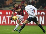AC Milan - Atalanta: Hai đòn chí tử,  Tê giác  bất lực