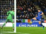 Chi tiết Leicester - MU: Món quà phút bù giờ (KT)