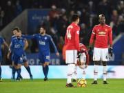 Góc chiến thuật Leicester - MU:  Quỷ đỏ  nhát gan, Mourinho hết phép