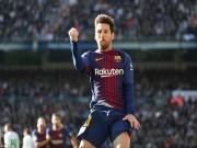 Messi đi tất hạ Real: Từ chân không giày đến... Giày vàng, Bóng vàng