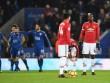 """Góc chiến thuật Leicester – MU: """"Quỷ đỏ"""" nhát gan, Mourinho hết phép"""
